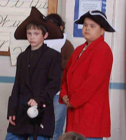 Henry&Redcoat