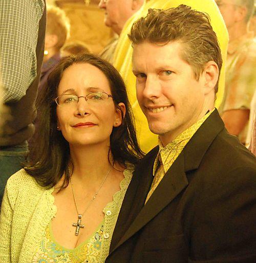 Chris&Lisachurch
