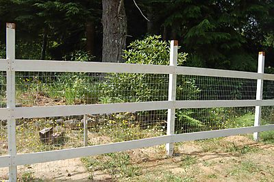Fence-long posts