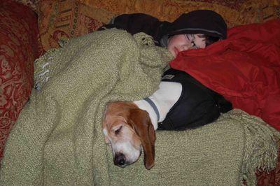 Henry&luthersleeping