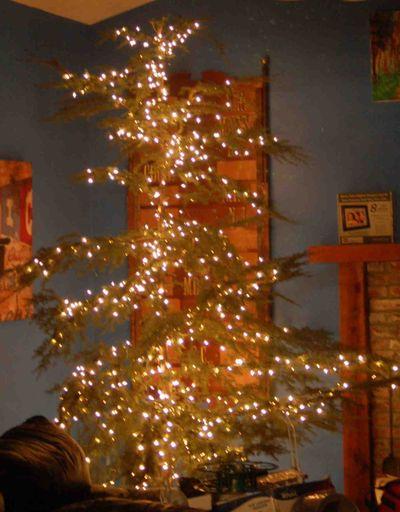 Christmastreelit