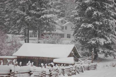 Winterwonderlandhouse
