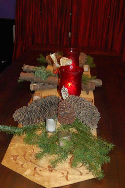 Christmastable