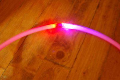 Pinkhulahooplight