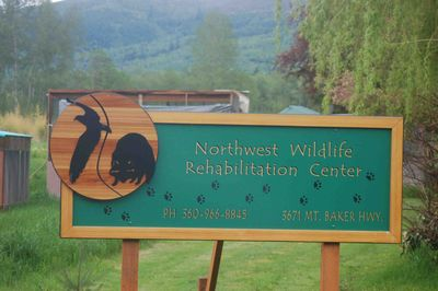 Northwestwildlifesign