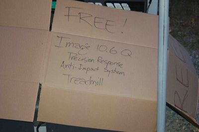 Freesigntreadmill