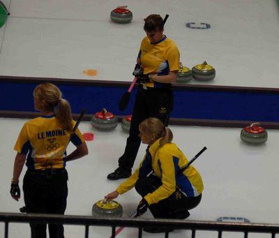 Swedencurling