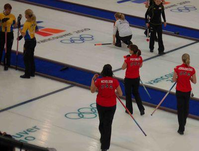 Curlingmatch