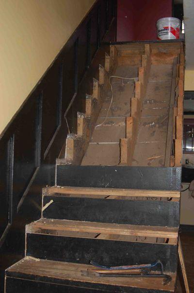 Stairsapart